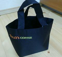 新品未開封 タリーズ コーヒー ミニトートバッグ ファッション