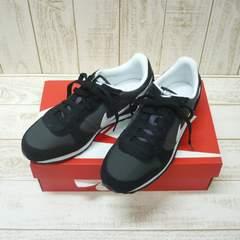 即決☆ナイキ ジニコ BLK 29.0cm スニーカー 新品 レトロ クラシック 靴 普段履き