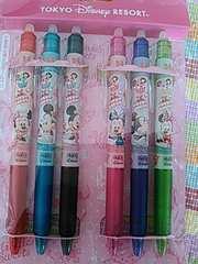東京ディズニーリゾート  フリクションボールペン ミニーマウス