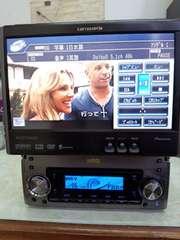 カロッツェリア ZH990MD インダッシュサイバー DVD再生/MD CD4倍速録音