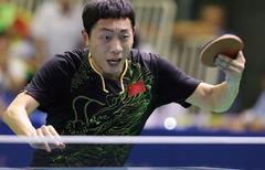 卓球ユニフォーム オリンピック金メダリスト使用モデル 黒L