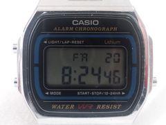 6254/CASIOカシオ★アラームクロノグラフモデル昔から変わらず人気腕時計