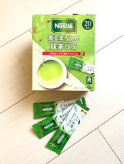 Nestel*ネスレ*香るまろやか抹茶ラテ*13本あります。
