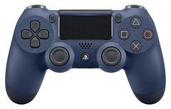 新品即決 PS4 ワイヤレスコントローラー DUALSHOCK4 ミッドナイトブルー
