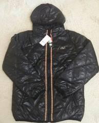 RUSTY 上着 コート ダウン ブラック 新品 L定価14700