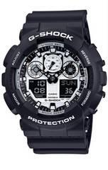 ★G-SHOCK CASIO GA-100BW 新品!