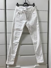 COLONY 2139 スキニーデニム ホワイト 白 SMALL