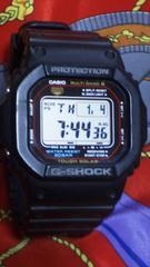 カシオGショックGW-M5610スピードモデル電波タフソーラー腕時計中古稼働品