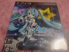 PS3 初音ミク Project DIVA-F