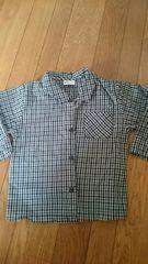 90センチチェックシャツ☆