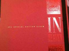 激安!激レア☆JYJ/SPECIAL EDITION ALBUM☆初回盤CD+DVD☆超美品