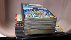 スナックワールドカード200枚詰め合わせ福袋