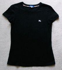 BURBERRY BLUE LABEL★ホースマーク付きTシャツ