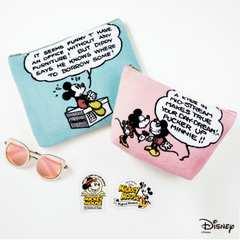 ★送料無料ナノユニバース♪ミッキーマウス&ミニーマウスセット
