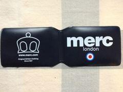 merc londonメルク フレッドペリー ロンズデールパスケース