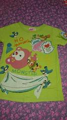 JAM☆半袖Tシャツ120☆ジャム