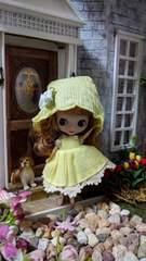 プチブライス、リトルプーリップの洋服セット