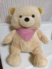 Fluffy Bear BIGぬいぐるみ