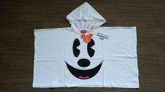 子供・ダッフィー 用 ディズニー TDS 10周年 ハロウィン おばけ ミッキー顔 Tシャツ