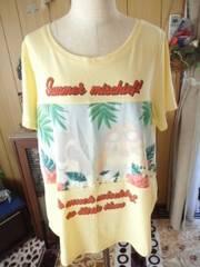 新品3Lディズニー チップ&デールTシャツ