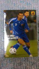 2006 カルビー日本代表カード 2nd-22 久保 竜彦