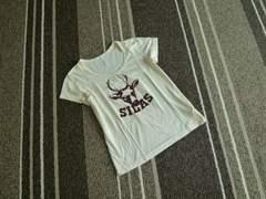 ☆SILAS(サイラス)フロッキープリントTシャツ☆