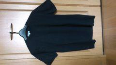 激安76%オフEA、エンポリオ・アルマーニ、Tシャツ(美品、黒、日本製、M)