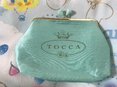 TOCCA がま口ポーチ トッカ