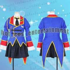 コードギアス 亡国のアキト◆レイラ・マルカル風◆コスプレ衣装