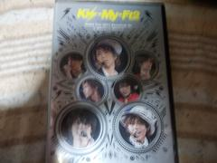 Kis-My-Ht2 Debut Tour2011 EverybodyGo横浜アリーナ
