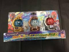 ☆宇宙戦隊キュウレンジャー DXキュータマセットSP(3P) 新品