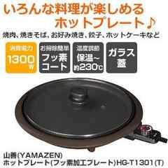 新品★ホットプレート HG-T1301(T)-k