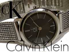 極レア 1スタ カルバンクライン【スイス】美シンプル 腕時計