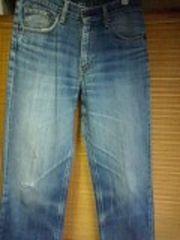 リーバイス502色落ちジーンズおすすめ