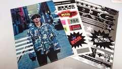 BIGBANG 一番くじ【クリアファイル&ステッカーセット賞・D-LITE】