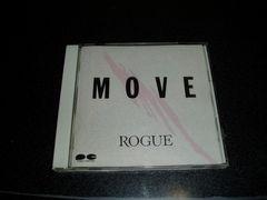 CD「ローグ(ROGUE)/ムーヴ(MOVE)」奥野敦士 88年盤 特典付き