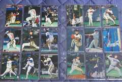 カルビー プロ野球チップス2000年金サインセット第3弾