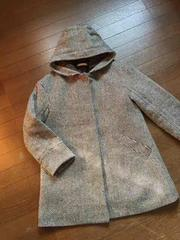 moussy☆HOODED A LINE COAT・新品
