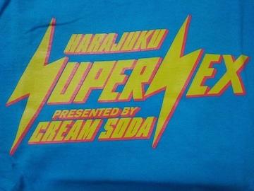 SuperSex  クリームソーダ ロカビリー ブラックキャッツ
