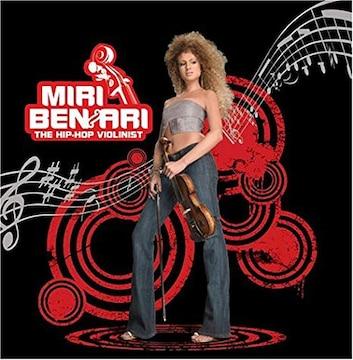 miri ben-ari the hip-hop violinist kanye west akon pitbull