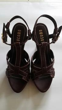 ☆新品未使用☆かっこいい靴☆