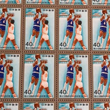 192送料無料記念切手800円分(40円切手)