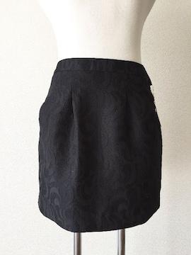 ☆新品☆[Clear Impression]★黒色スカート・サイズ[2]★
