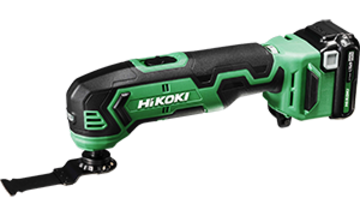 HiKOKI 新型コードレスマルチツール CV12DA(ES)