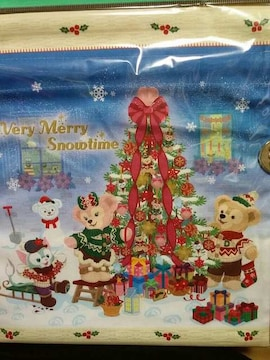 2015.11.3発売★クリスマス★ダッフィーのきんちゃく