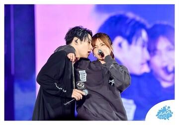 公式生写真 AAA 宇野実彩子&日高光啓 R-5 GURUポン! 2019 +PLUS