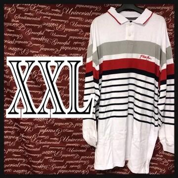 XXL(6L程度)・PHAT FARM・ストリートポロ新品/MCU-907