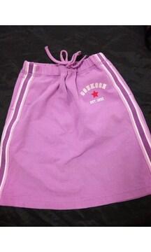 新品オシュコシュパープル紫スカート95100