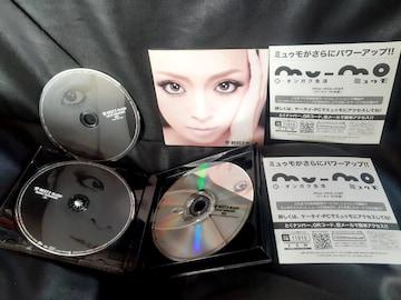 浜崎あゆみ/ best 2 BLACK 初回限定版3枚組