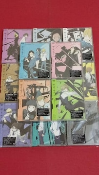 【送料無料】デュラララ!!(初回版DVD全13巻セット)
